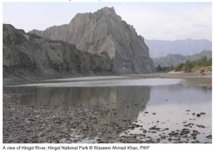 Hingol River - Hingol National Park