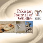Pakistan Journal of Wild Life Vol 1 Issue 1