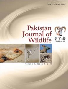 Pakistan Journal of Wild Life Vol 1 Issue 1