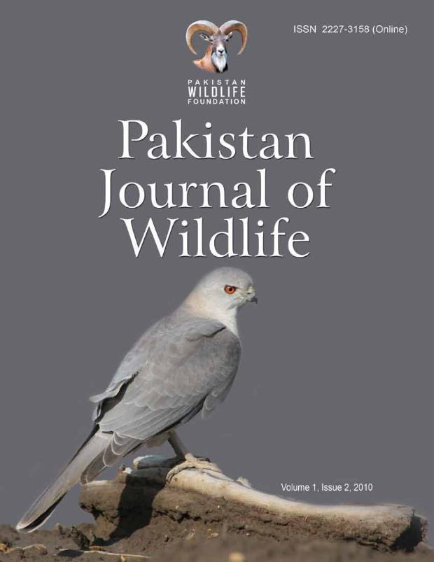 Pakistan Journal of Wildlife Vol 1 Issue 2