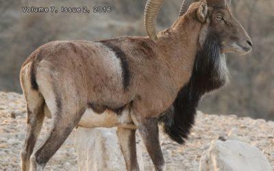 Pakistan Journal of Wildlife Vol 7 Issue 2
