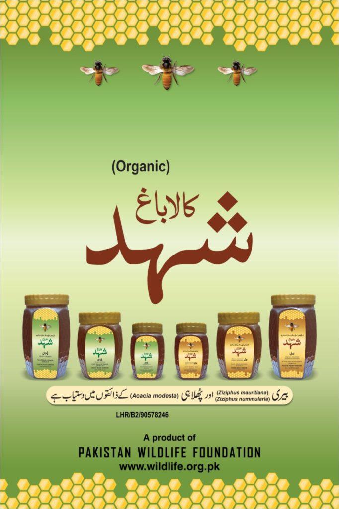 Pakistan Wildlife Kalabagh Honey